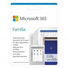 MICROSOFT 365 PLAN FAMILIA